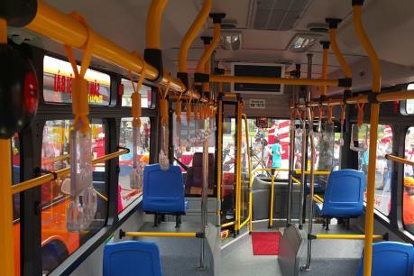 Khai trương tuyến xe buýt chất lượng cao đầu tiên ở Bình Phước