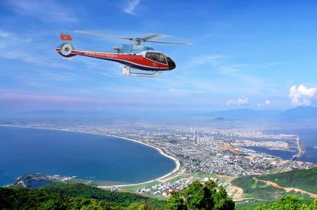 Nỗ lực tìm kiếm máy bay mất tích ở Bà Rịa-Vũng Tàu