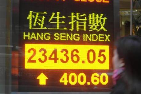 Các thị trường chứng khoán châu Á chung xu hướng lên điểm