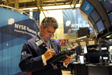 Chứng khoán Mỹ đi lên nhờ báo cáo lợi nhuận tích cực của khối doanh nghiệp