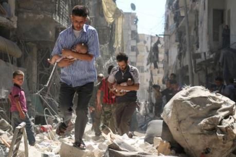 """IS có thể sử dụng dân thường tại Mosul làm """"lá chắn sống"""""""