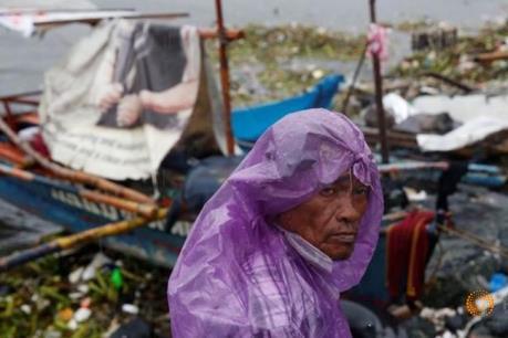 Philippines sơ tán hàng triệu người vì bão Haima