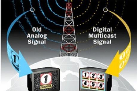 Ngày 31/12 tiếp tục ngừng phát sóng truyền hình tương tự mặt đất tại 7 tỉnh