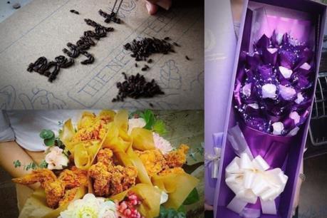 Quà tặng handmade soán ngôi thị trường ngày 20/10