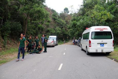Vụ máy bay rơi ở Bà Rịa-Vũng Tàu: Đưa thi thể 3 phi công về Bệnh viện Quân y 175