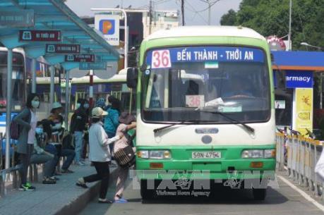 Nhiều sai phạm trong hoạt động trợ giá xe buýt tại Tp. Hồ Chí Minh