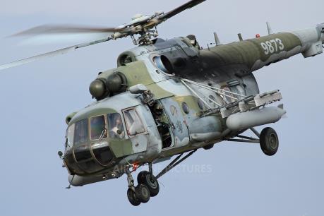 Uzbekistan: Rơi trực thăng quân sự, 9 người thiệt mạng