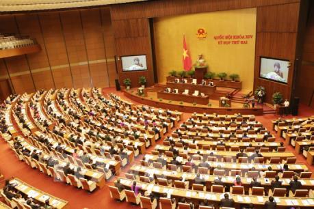 Khai mạc trọng thể Kỳ họp thứ 2, Quốc hội khóa XIV