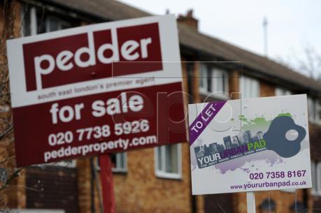 Diễn biến mới trên thị trường bất động sản nước Anh