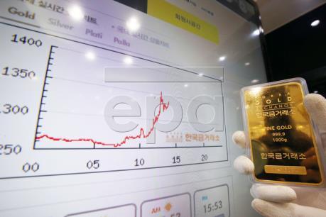 Chờ kết quả cuộc họp của ECB, giá vàng tăng nhẹ