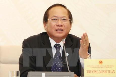 Bộ trưởng Trương Minh Tuấn: Cơ quan báo chí hoạt động cần giữ vững tôn chỉ, mục đích