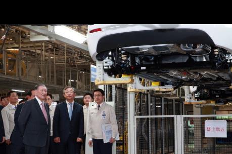 Hyundai thể hiện quyết tâm thâm nhập thị trường gần 1,4 tỷ dân