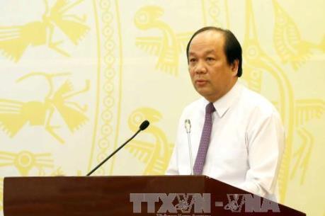 Tổ công tác của Thủ tướng Chính phủ làm việc với UBND Thành phố Hồ Chí Minh