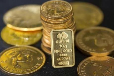 Giá vàng châu Á giảm nhẹ trong phiên cuối tuần