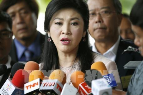 Cựu Thủ tướng Thái Lan Yingluck tuyên bố chống lại yêu cầu bồi thường 1 tỷ USD