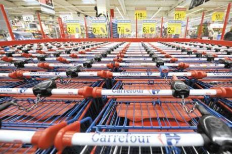 Hãng bán lẻ số 2 thế giới Carrefour đạt doanh thu cao hơn mong đợi