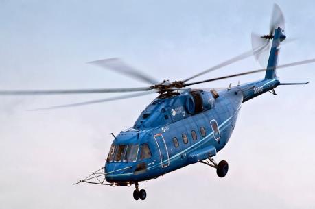 Rơi máy bay trực thăng gây thương vong lớn tại Nga