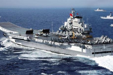 Biên đội 3 tàu Hải quân Trung Quốc thăm Cảng quốc tế Cam Ranh