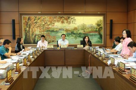 Kỳ họp thứ hai, Quốc hội khóa XIV: Cần hoàn thiện pháp luật về quản lý nợ công
