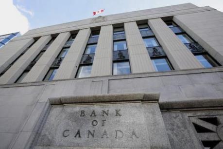Ngân hàng trung ương Canada vẫn giữ nguyên lãi suất cơ bản