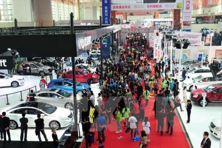 Hội chợ triển lãm công nghiệp ô tô Liễu Châu Trung Quốc-ASEAN lần thứ 6