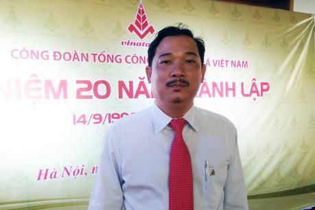 Công đoàn Vinataba: Cân đối lợi ích của người sử dụng lao động và người lao động