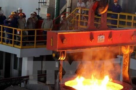 Iran đẩy mạnh sản xuất thép thô