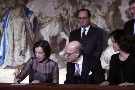 Cặp vợ chồng Mỹ gây choáng khi tặng bộ sưu tập trị giá 350 triệu euro cho bảo tàng Pháp