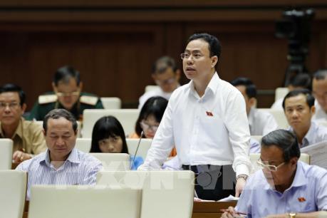 Kỳ họp thứ 2, Quốc hội khóa XIV: Tạo hành lang pháp lý đủ mạnh góp phần xử lý nợ xấu
