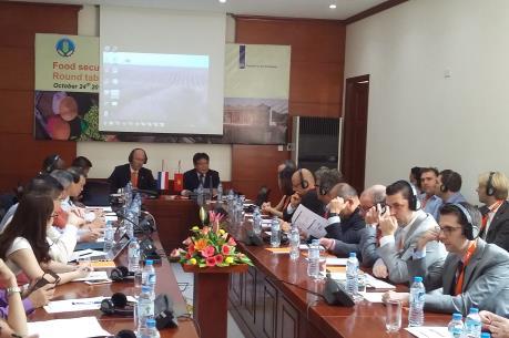 Việt Nam – Hà Lan hợp tác tăng giá trị nông sản Việt