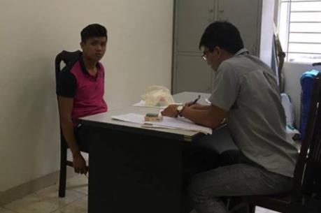 Khởi tố đối tượng hành hung cảnh sát giao thông Hà Nội