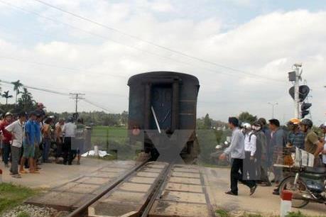 Đường sắt còn hơn 5.000 điểm giao cắt không có người gác