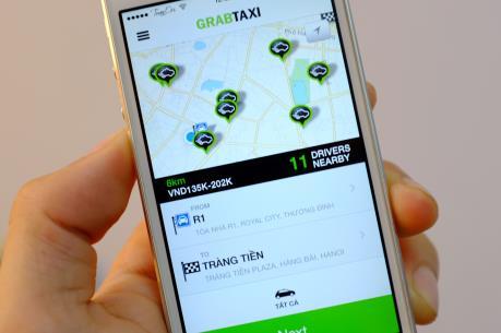 Grab tích hợp thêm tính năng nhắn tin trên ứng dụng phần mềm đặt xe