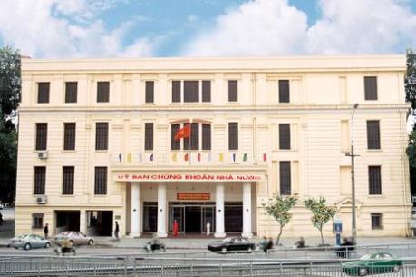 Ủy ban Chứng khoán Nhà nước chuyển sang trụ sở mới từ 1/11/2016