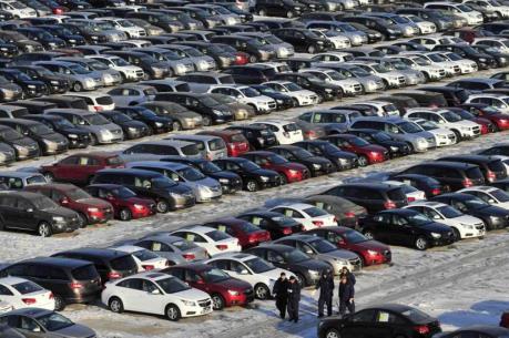 Mẫu xe SUV mới sẽ có mặt ở Trung Quốc vào đầu năm 2017