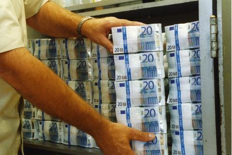 Eurozone đồng ý giải ngân tiếp 2,8 tỷ euro cho Hy Lạp