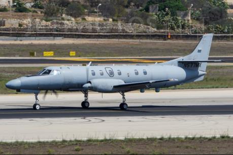 Pháp xác nhận chiếc máy bay rơi ở Malta đang làm nhiệm vụ trinh sát