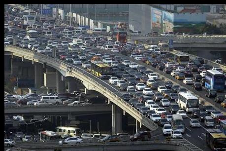 Bắc Kinh sẽ hạn chế đăng ký ô tô mới
