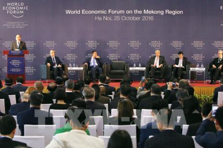Thủ tướng Nguyễn Xuân Phúc tham dự Diễn đàn Kinh tế thế giới (WEF) về khu vực Mê Công 2016