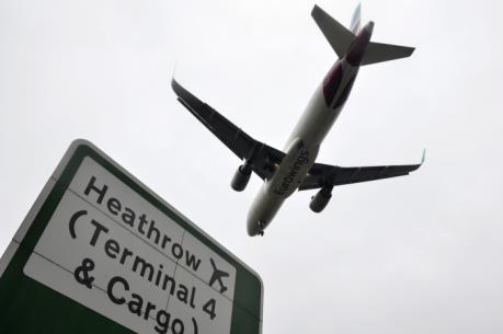 Anh mở thêm đường băng thứ 3 tại sân bay quốc tế Heathrow