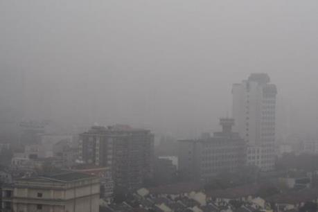 Ô nhiễm không khí có thể gây tổn thương mạch máu