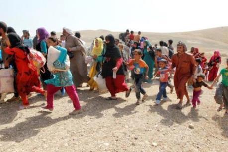 Iraq: Hơn 10.000 người sơ tán khỏi Mosul