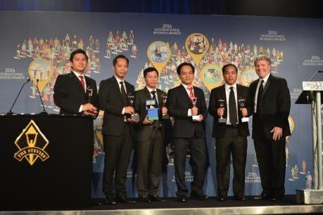 """Viettel """"thắng đậm"""" tại giải thưởng Kinh doanh quốc tế 2016"""