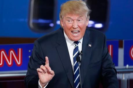 """Bầu cử Mỹ 2016: Tỷ phú D.Trump tuyên bố chi tiền """"khủng"""" cho chiến dịch tranh cử"""