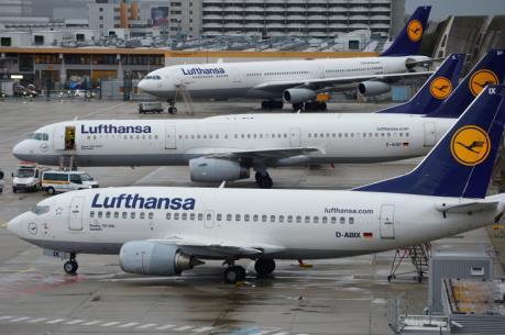Tiếp viên hàng không Đức đình công khiến hàng trăm chuyến bay bị ảnh hưởng