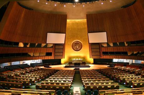 LHQ thông qua Nghị quyết về sự cần thiết phải chấm dứt lệnh cấm vận của Mỹ đối với Cuba