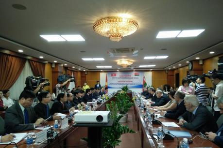 Đẩy mạnh hợp tác thương mại đầu tư giữa Việt Nam và Belarus