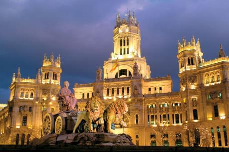 Madrid - điểm đến hấp dẫn của các doanh nghiệp muốn rời trung tâm tài chính London