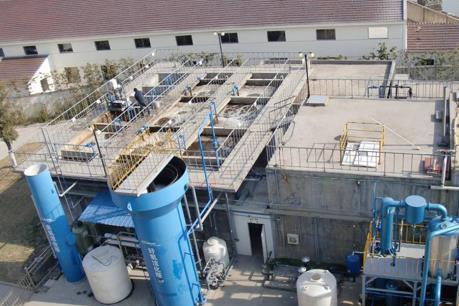 Trung Quốc đưa vào vận hành nhà máy xử lý nước thải dưới lòng đất lớn nhất Châu Á