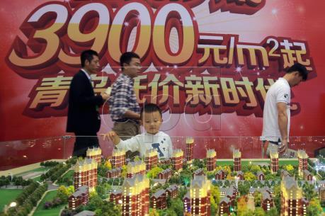Trung Quốc: Giá đất tiếp tục tăng trong quý III/2016